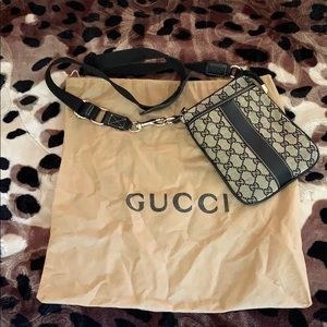 Gucci Dust Cover Brown